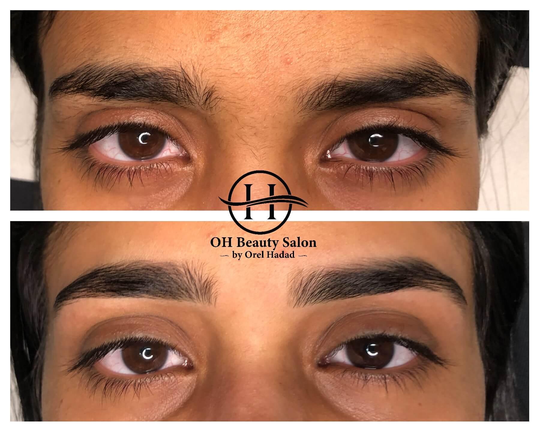 Eyebrow Design - OH Luxury Eyebrow